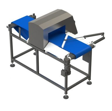 Metal detection for the food processing industry